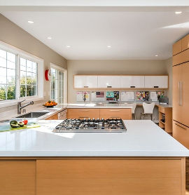 Kitchen and bath remodeling image