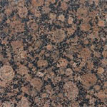 Natural Stone - Baltic Brown Grantine