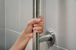 Safety features to include in your bathroom remodel.